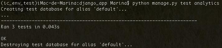 Testing-terminal
