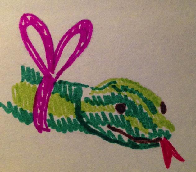 Wrapped Python